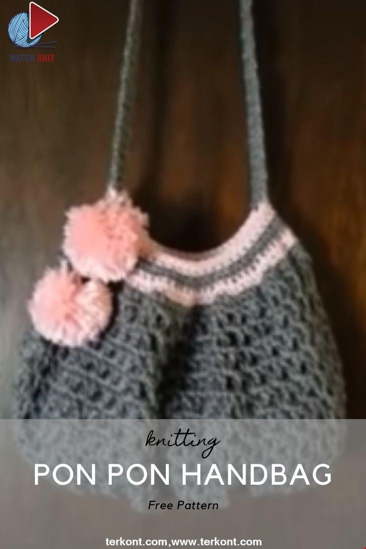 Pon Pon Handbag