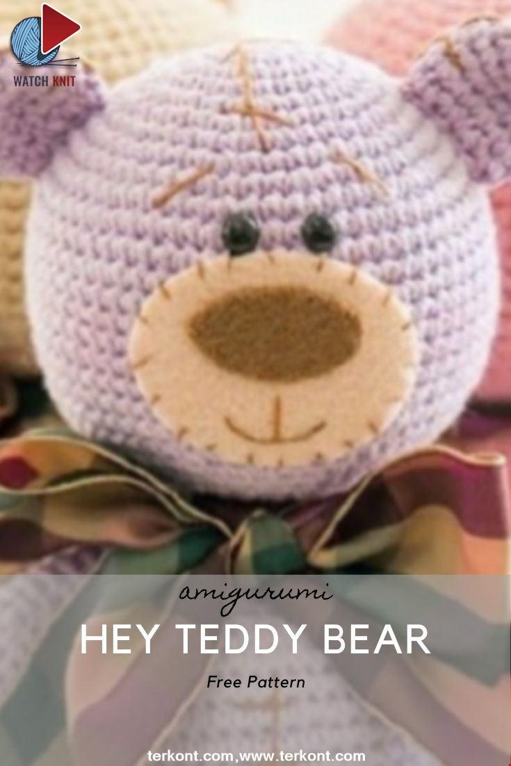 Hey Teddy Bear