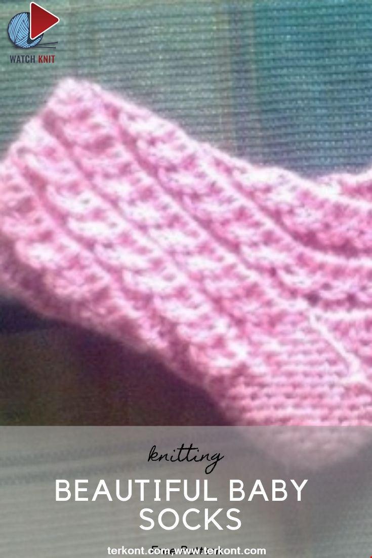Beautiful Baby Socks