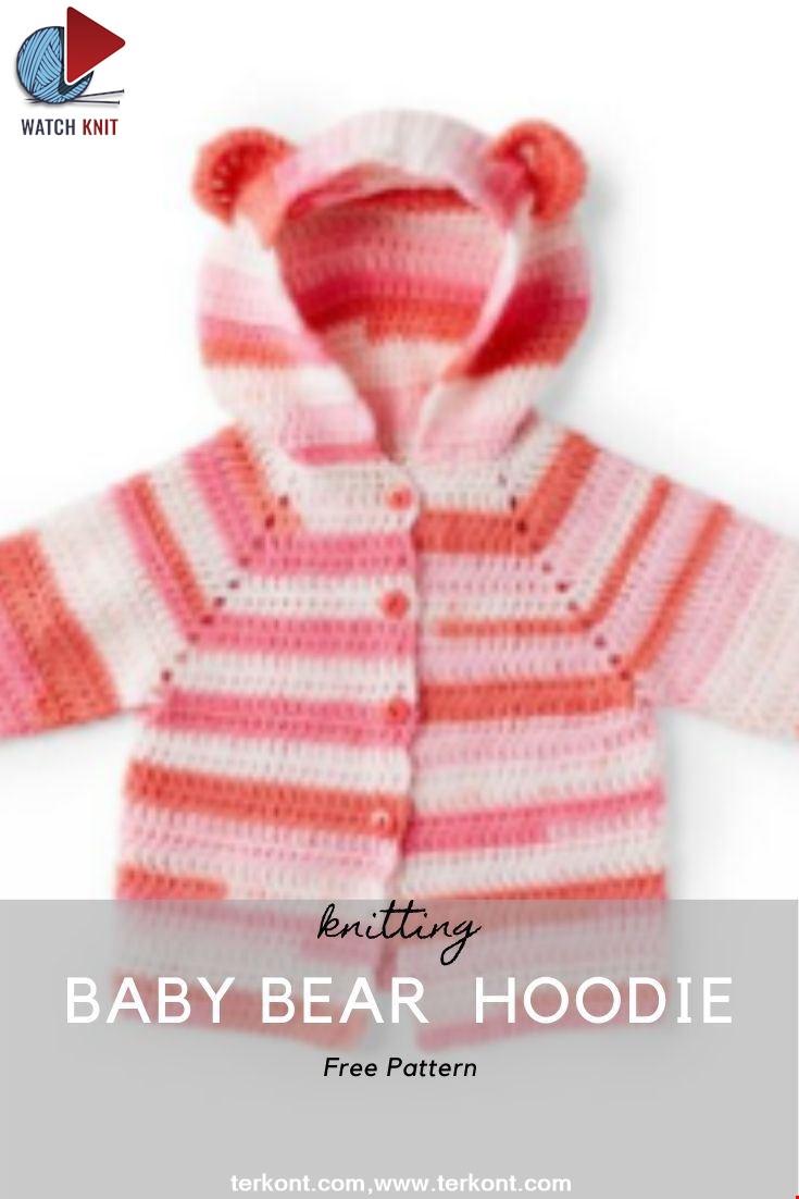 Baby Bear  Hoodie