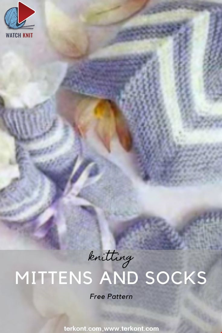 Mittens And Socks