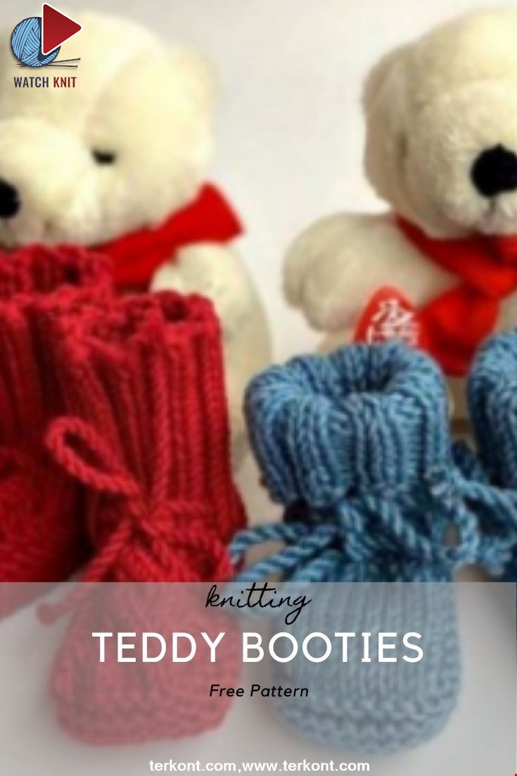 Teddy Booties