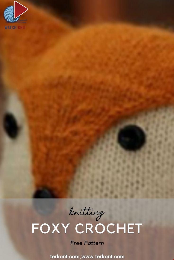 Foxy Crochet